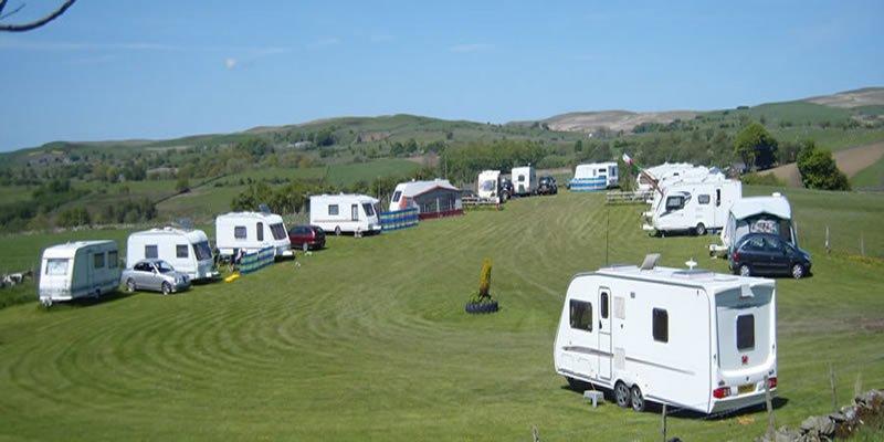 Perfect getaways at Tyn Rhos Caravan Park in Snowdonia North Wales