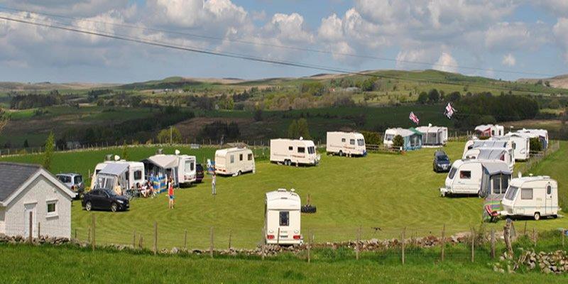 Caravan Holidays at Tyn Rhos Caravan Park in Snowdonia North Wales